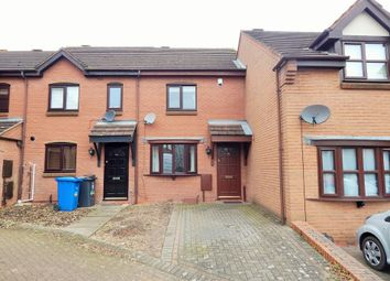 Thumbnail 2 bedroom terraced house to rent in Scholars Gate, Burntwood