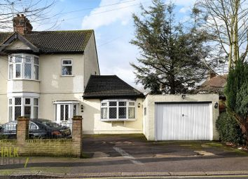 Thumbnail 4 bed semi-detached house for sale in Kingston Road, Romford