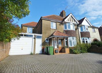 Thumbnail 4 bed semi-detached house for sale in Milton Road, Eastbourne
