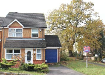 Thumbnail 3 bed detached house for sale in Old School Close, Ash, Surrey