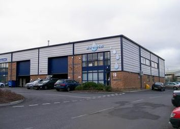 Thumbnail Light industrial to let in Glenmore Business Park, Unit 19, Colebrook Way, Andover