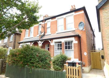 Thumbnail 1 bed flat to rent in Ellerton Road, Tolworth, Surbiton