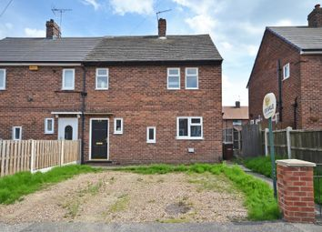 Thumbnail 3 bed semi-detached house for sale in Chestnut Crescent, Normanton