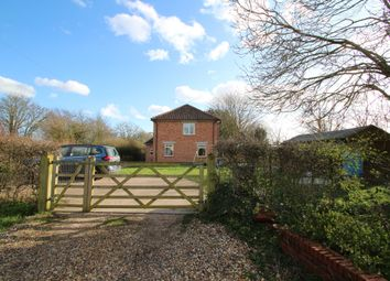 Thumbnail 4 bed semi-detached house for sale in Burgate, Diss, Norfolk