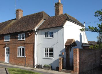 Thumbnail 3 bed end terrace house for sale in Farnham Road, Odiham, Hook, Hampshire
