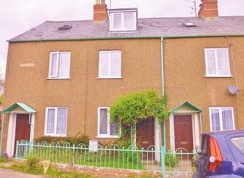 Thumbnail 2 bedroom property to rent in Jubilee Terrace, Fishweir Lane, Bradpole, Bridport