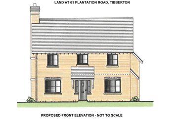 Thumbnail Land for sale in Land At Plantation Road, Tibberton, Newport