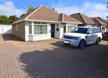 Thumbnail 3 bed bungalow for sale in Barfield Park, Lancing, West Sussex