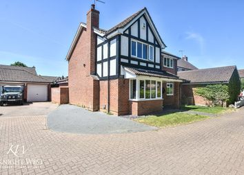 4 bed detached house for sale in Regency Green, Colchester CO3