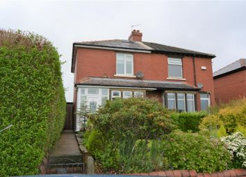 Thumbnail 2 bed semi-detached house for sale in Lindley Moor Road, Lindley, Huddersfield