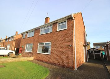 Thumbnail 3 bed semi-detached house for sale in Gerard Close, Spondon, Derby