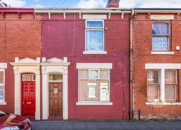 Thumbnail 3 bed terraced house for sale in Eldon Street, Preston