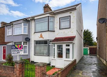 Thumbnail 3 bed semi-detached house for sale in Park Crescent, Hornchurch, Essex