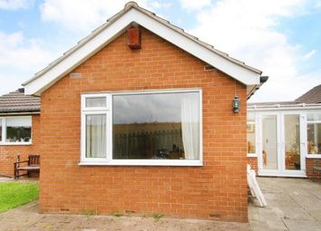 Thumbnail 2 bed bungalow for sale in Howard Drive, Old Whittington, Chesterfield, Derbyshire