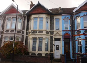 Thumbnail 3 bed terraced house for sale in Chelsea Road, Bristol