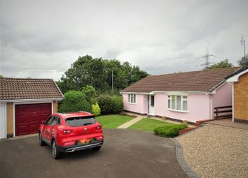 Thumbnail 2 bed detached bungalow for sale in Forge Close, Glenfield, Leicester