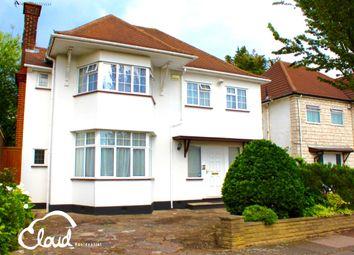 Thumbnail 4 bed detached house to rent in Alderton Crescent, London