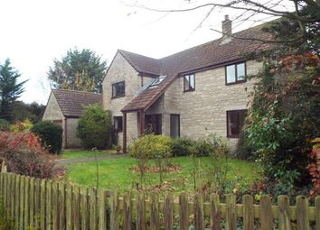 Thumbnail 4 bed detached house for sale in Barton St. David, Somerton, Somerset