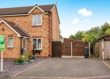 Thumbnail 2 bed end terrace house for sale in Sough Road, South Normanton, Alfreton