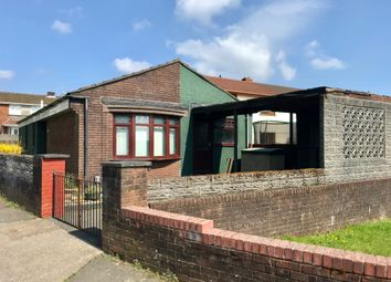 Thumbnail Detached bungalow for sale in March Hywel, Cilfrew, Neath