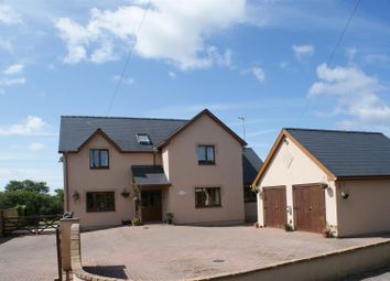 5 bed detached house for sale in Letterston, Haverfordwest SA62