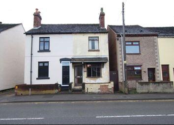 Thumbnail 2 bedroom terraced house for sale in Leek New Road, Baddeley Green, Stoke-On-Trent