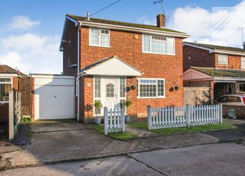 Thumbnail 3 bed detached house for sale in Thelma Avenue, Canvey Island