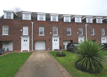 Thumbnail 4 bed town house for sale in Rectory Garth, Rayleigh