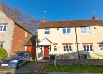 Thumbnail 3 bed semi-detached house for sale in The Beeches, Huish Episcopi, Langport
