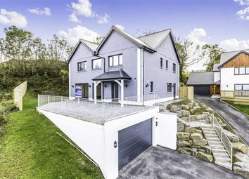Thumbnail 5 bed detached house for sale in Rectory Square, New Quay, Ceredigion
