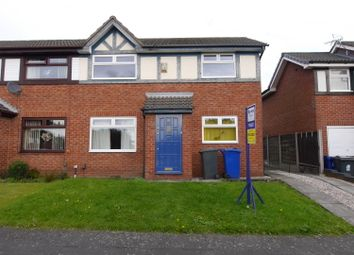 Thumbnail 2 bed semi-detached house to rent in Branthwaite, Higher Ince, Wigan
