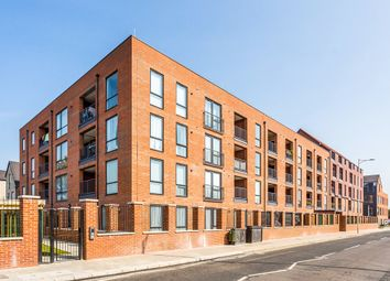 Thumbnail 1 bed flat for sale in Marine Crescent, Ilford