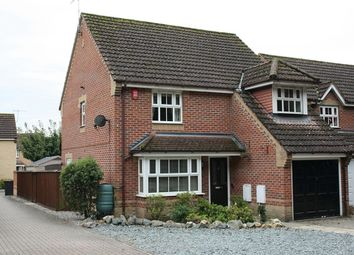 Thumbnail 4 bed detached house to rent in Buttercup Close, Thetford