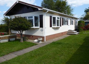Thumbnail 2 bed mobile/park home for sale in Lairhillock Park, Sandy Lane, Morton Rugby, Warwickshire