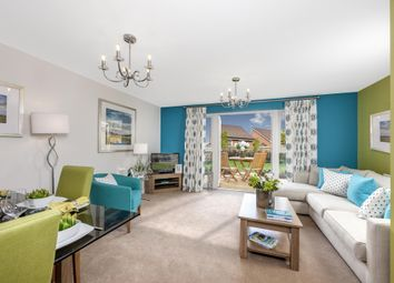 """Thumbnail 3 bed semi-detached house for sale in """"Barwick"""" at West End Lane, Henfield"""