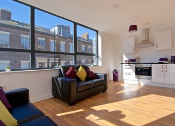 Thumbnail 2 bed flat for sale in Cliiftown Road, Southend