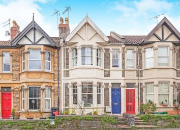 Thumbnail 3 bed terraced house for sale in Clift Road, Bristol