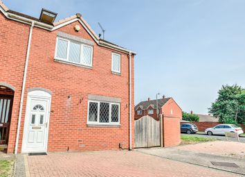 Thumbnail 3 bed semi-detached house for sale in Dobson Lane, Whitnash, Leamington Spa