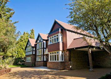 Thumbnail 5 bed detached house for sale in Shoreham Road, Otford, Sevenoaks, Kent