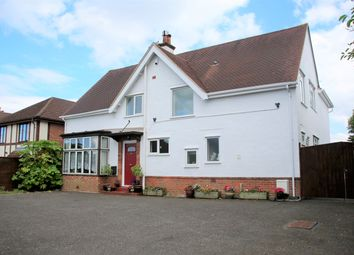 Thumbnail 4 bed detached house for sale in Cranmore Lane, Aldershot, Hampshire