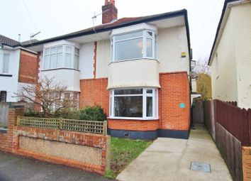 Thumbnail 3 bedroom semi-detached house for sale in Richmond Wood Road, Queens Park, Bournemouth