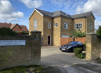 Thumbnail 2 bed flat for sale in Canterbury Mews, Oxshott