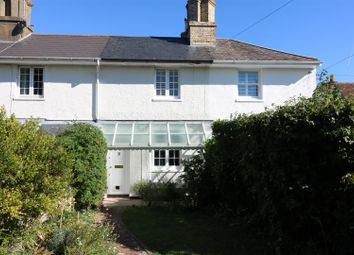 Thumbnail 2 bed terraced house for sale in The Rise, Kingsdown, Deal
