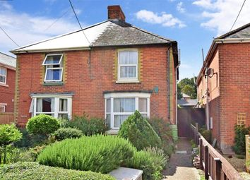 Thumbnail 3 bed semi-detached house for sale in Guyers Road, Freshwater, Isle Of Wight
