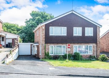 Thumbnail 3 bed semi-detached house for sale in Kites Close, Warwick