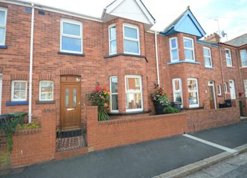 Thumbnail 3 bed terraced house for sale in Shaftesbury Road, Exeter, Devon