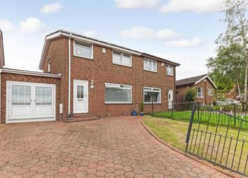 Thumbnail 3 bed semi-detached house for sale in Archerfield Drive, Glasgow, Lanarkshire