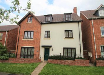 Thumbnail 5 bed detached house for sale in Pepper Mill, Lawley Village, Telford