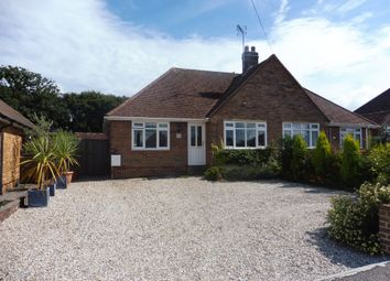Thumbnail 2 bed semi-detached bungalow for sale in Brightling Road, Polegate
