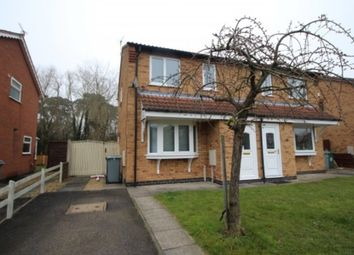 Thumbnail 3 bed semi-detached house to rent in Wentworth Drive, Grantham
